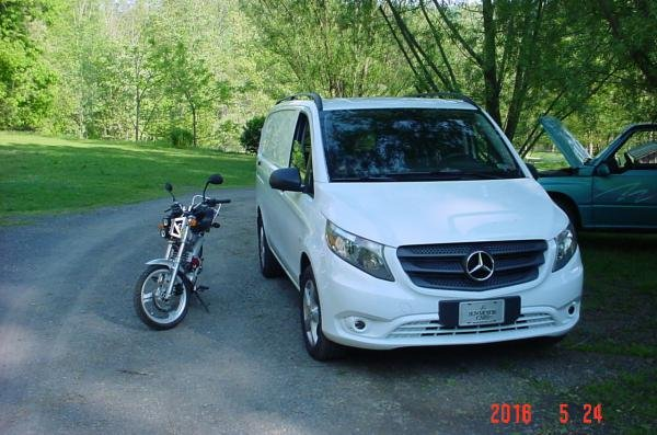 Showcase cover image for DJTROUT's 2016 Mercedes-Benz Metris