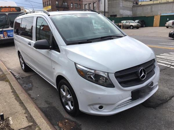 Showcase cover image for Fullthrottlenyc's 2016 Mercedes-Benz Metris Passenger Van