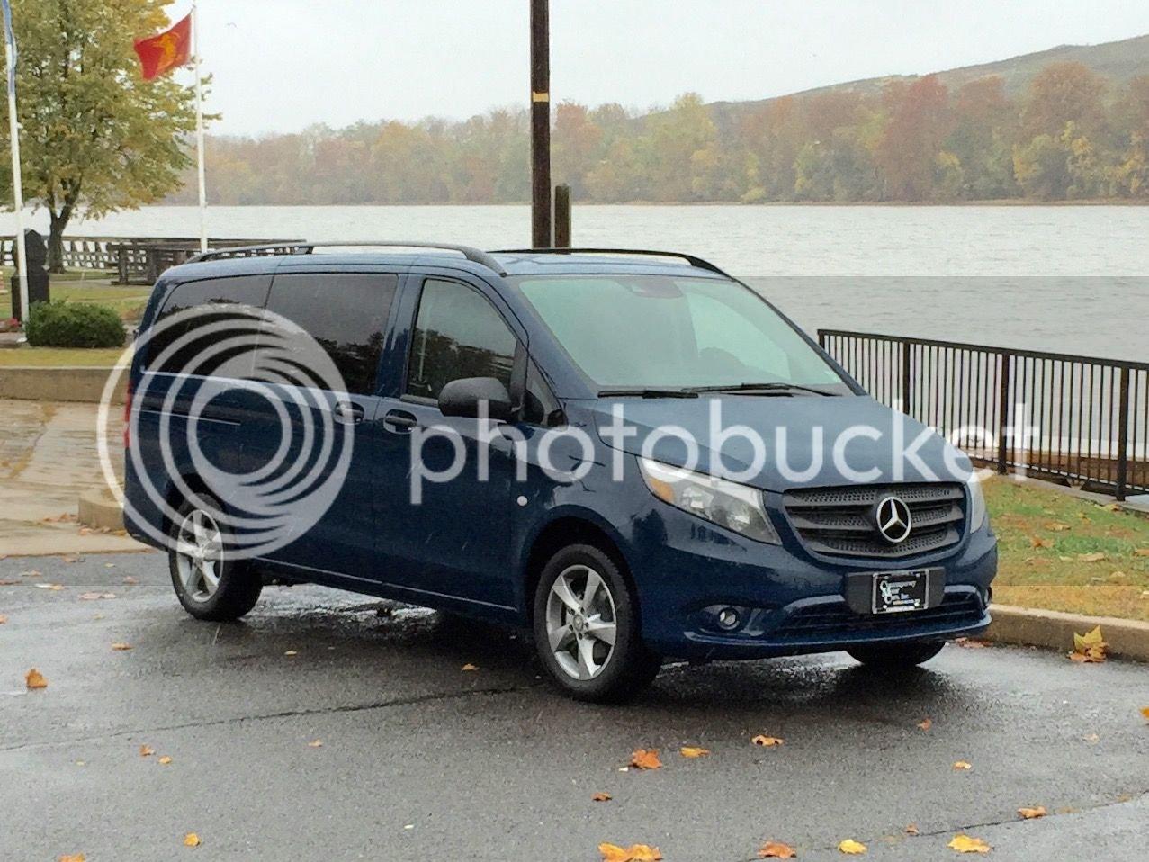 My Metris Review   Mercedes-Benz Metris Forum